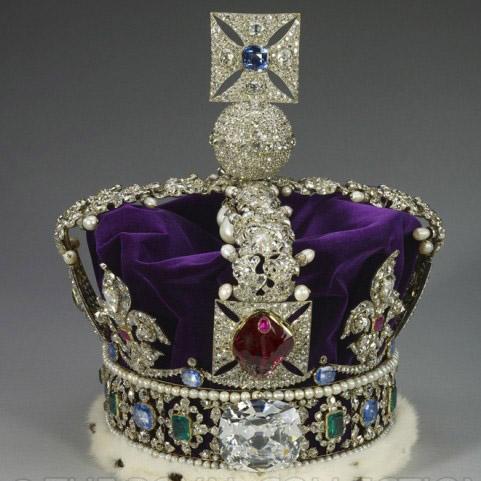 تاج سلطنتی