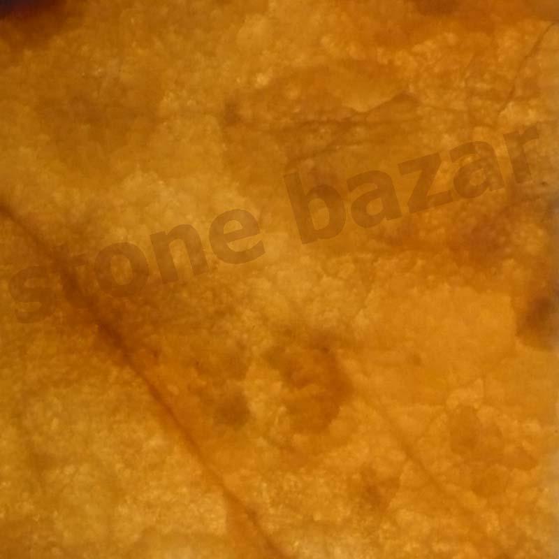 سنگ مرمر عسلی