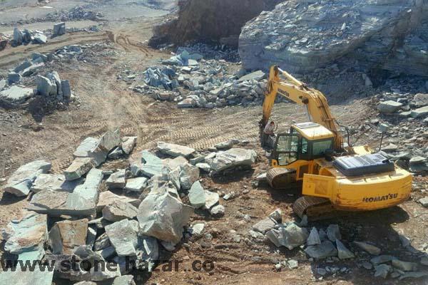 تصویری از معدن سنک 110