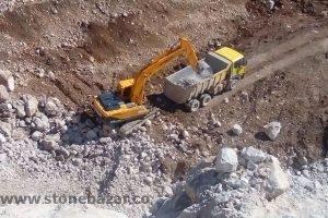 سنگبری گرانیت سنگ ظریف