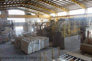 سنگبری صدف نمای اصفهان